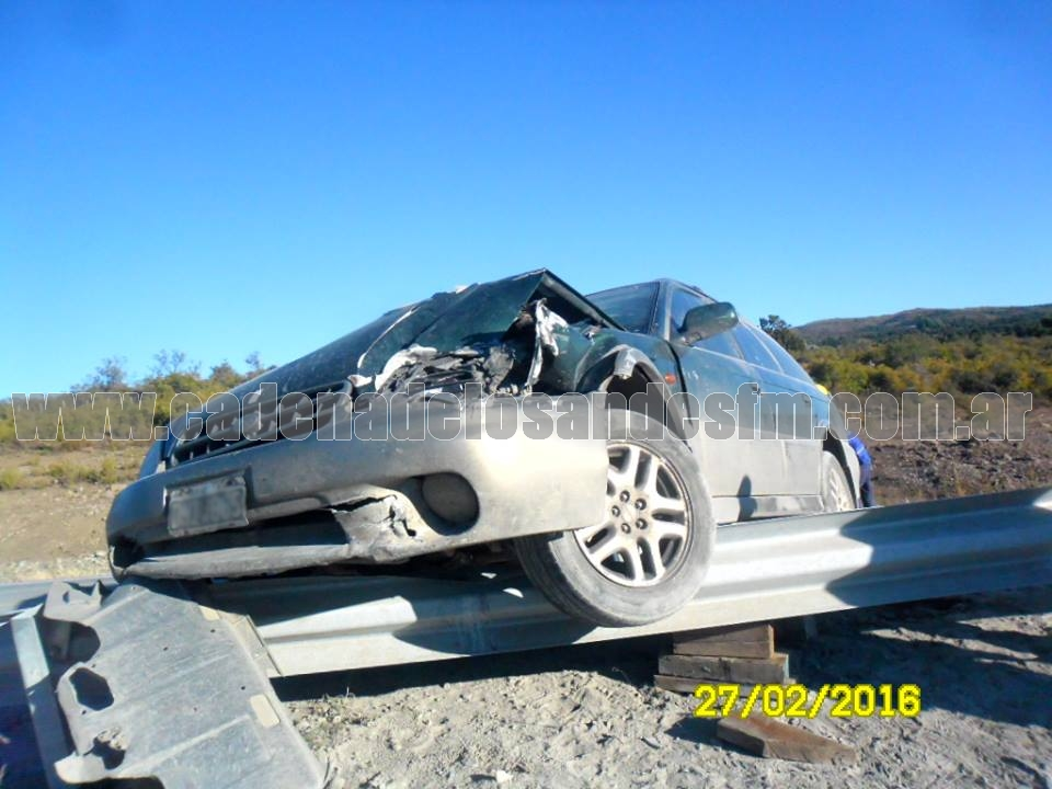 accidente ruta 71