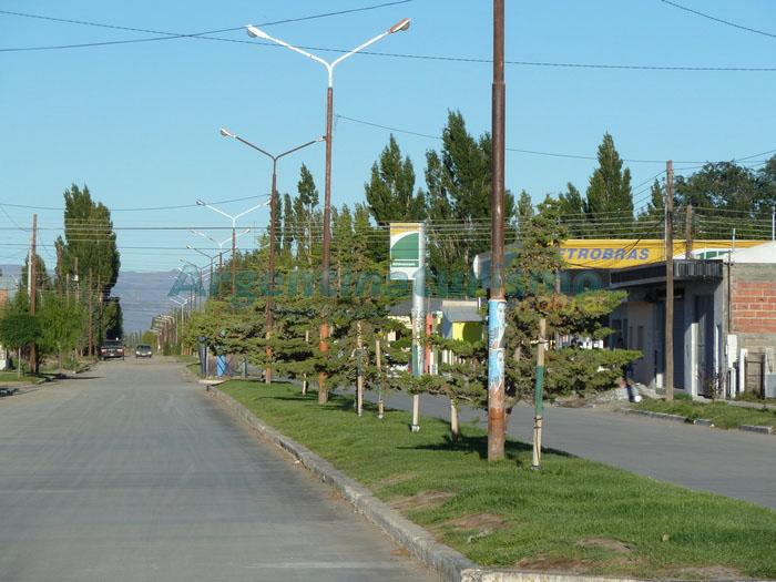 La Ciudad de Sarmiento, Chubut