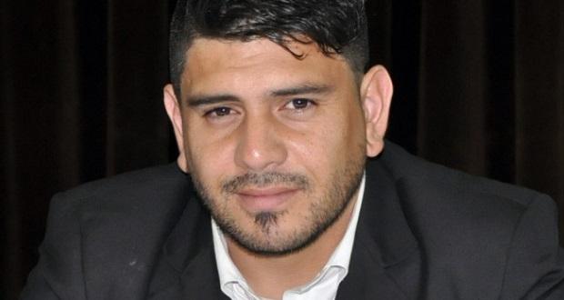 El subsecretario de Derechos Humanos de la Provincia del Chubut, Fernando Peralta