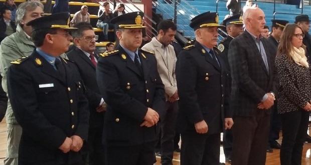 curso para sumar nuevos agentes a la Policía