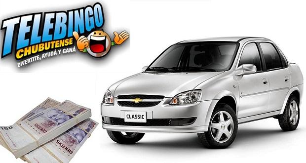 Chevrolet Classic premio de la Cuarta Ronda a Bingo