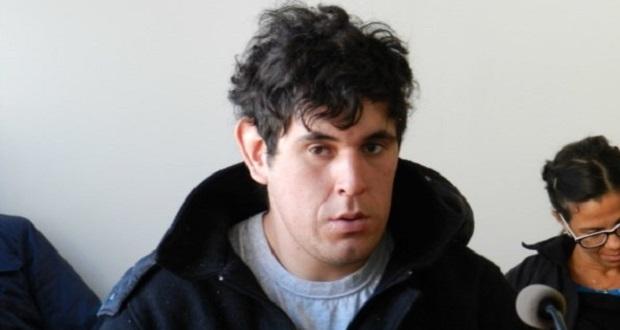 García fue detenido el lunes a la madrugada