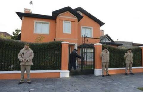 La casa de Martín una de las más grandes.