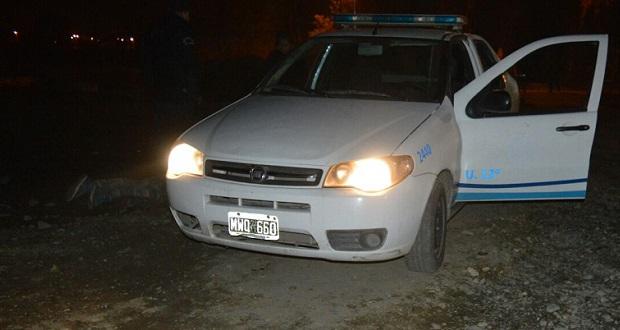 policias lesionados