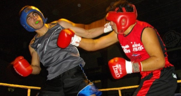 boxeo en esquel