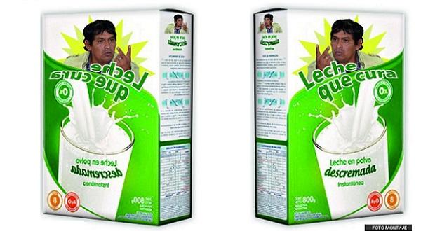 caja leche