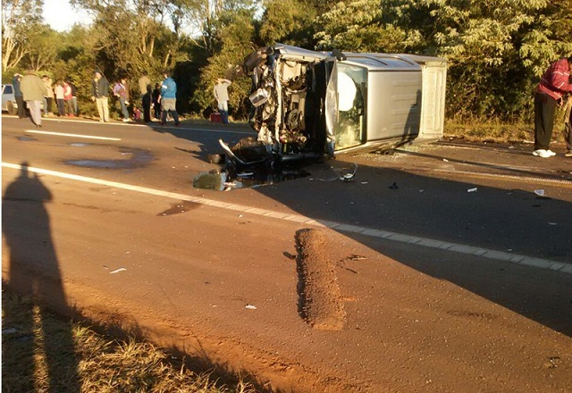 misiones accidente