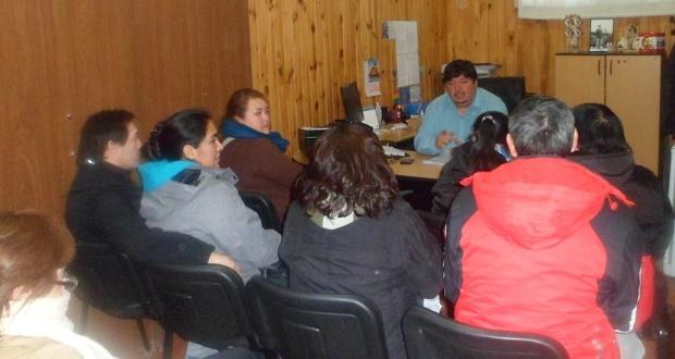 El IPV acercó su programa habitacional a los vecinos de Comodoro Rivadavia
