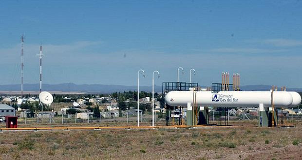 Historico día para Paso de Indios que ya tiene gas