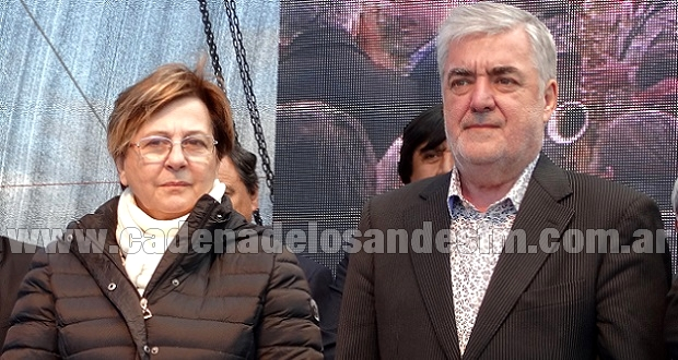 Mario Das Neves Raquel Di Perna