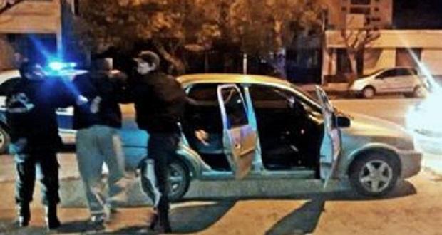 Rawson 4 ladrones presos tras asalto a una kiosquera