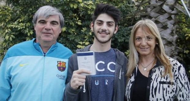 Un genio argentino en dos años se recibió de abogado