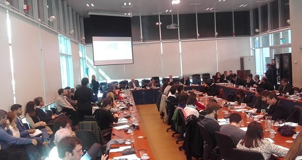 El Gobierno provincial formó parte de seminario sobre voto electrónico y boleta única
