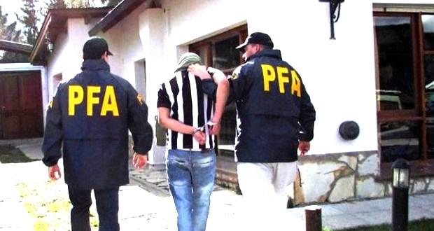 En la mañana del día martes efectivos de la Subdelegación Esquel de la Policía Federal Argentina