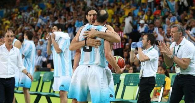argentina basquet