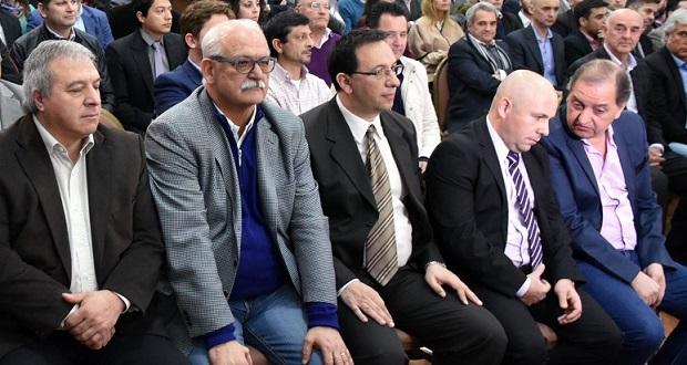 intendentes de Chubut