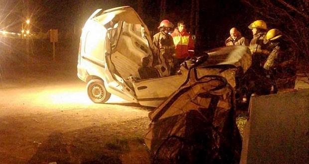 accidente en puerto madryn