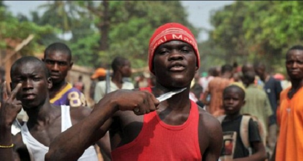 Vivir en Sudán es vivir en peligro.