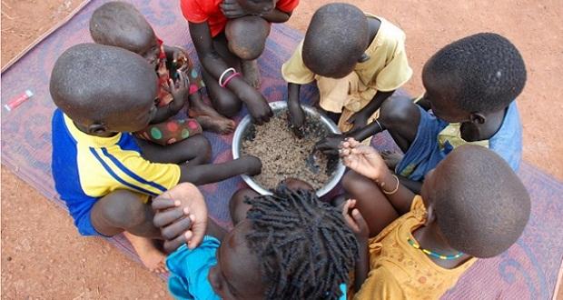 En la República Democrática del Congo cada persona vive con un dólar diario.