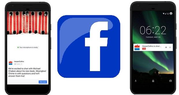 facebook-transmision